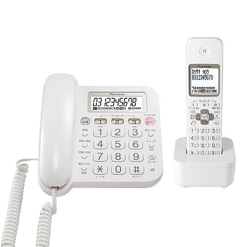 Pioneer TF-SA15S デジタルコードレス電話機