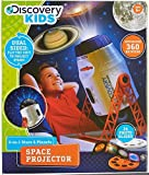 Discovery Kids 2-in-1 Stars & Planet Space Projector