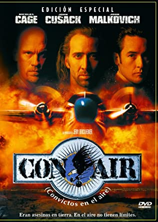 Con Air (Convictos En El Aire) [DVD]