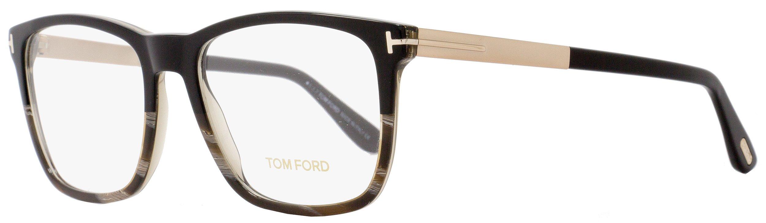 Tom Ford Eyeglasses TF 5351 5 Black Multicolor 54mm