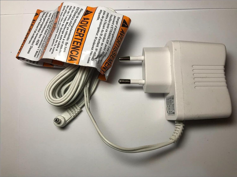 Cargador de monitor de bebé BLJ5W059100P-V con adaptador de CA de ...