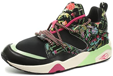 nouveau concept 91f05 28149 Amazon.com | PUMA Blaze of Glory X Swash Womens Sneakers ...