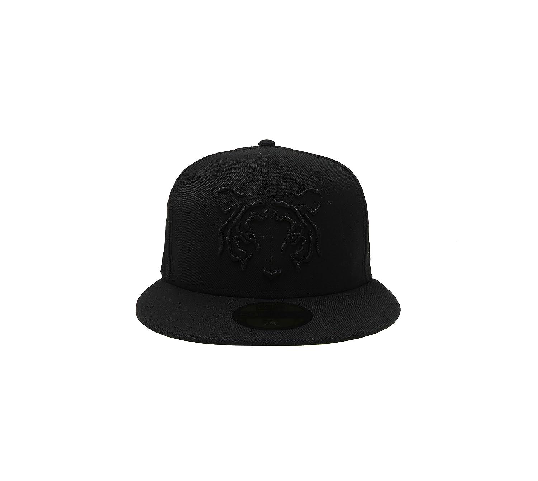 New Era 59Fifty Hat Tigres De Monterrey Soccer Club Liga MX Black Headwear Cap at Amazon Mens Clothing store: