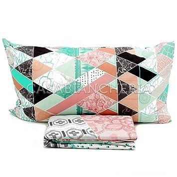 various colors ever popular quality products Desigual Bettbezug Nordic SS17 Doppelbett 250 x 200: Amazon ...