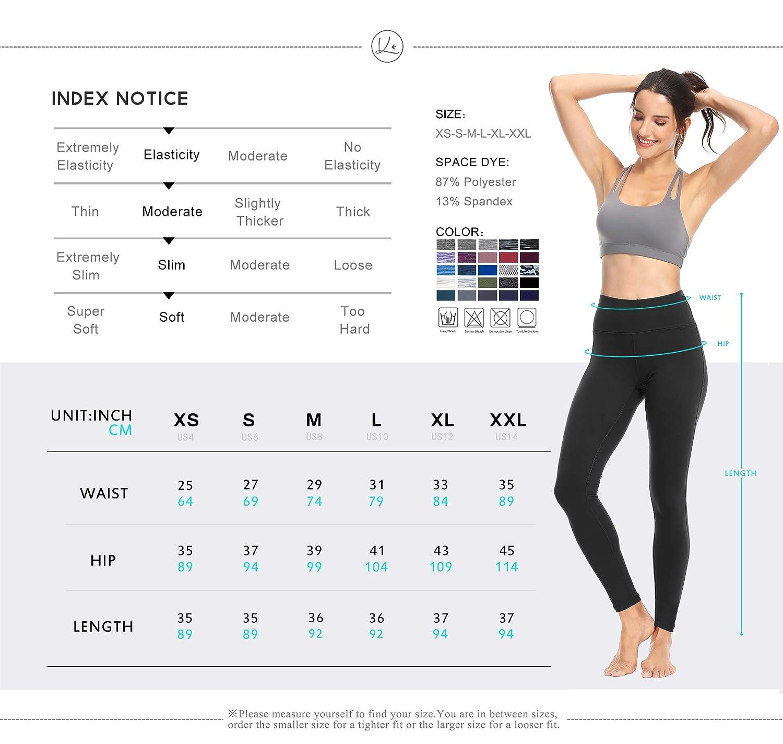 Queenie Ke Womens Power Flex Yoga Pants Workout Running Leggings