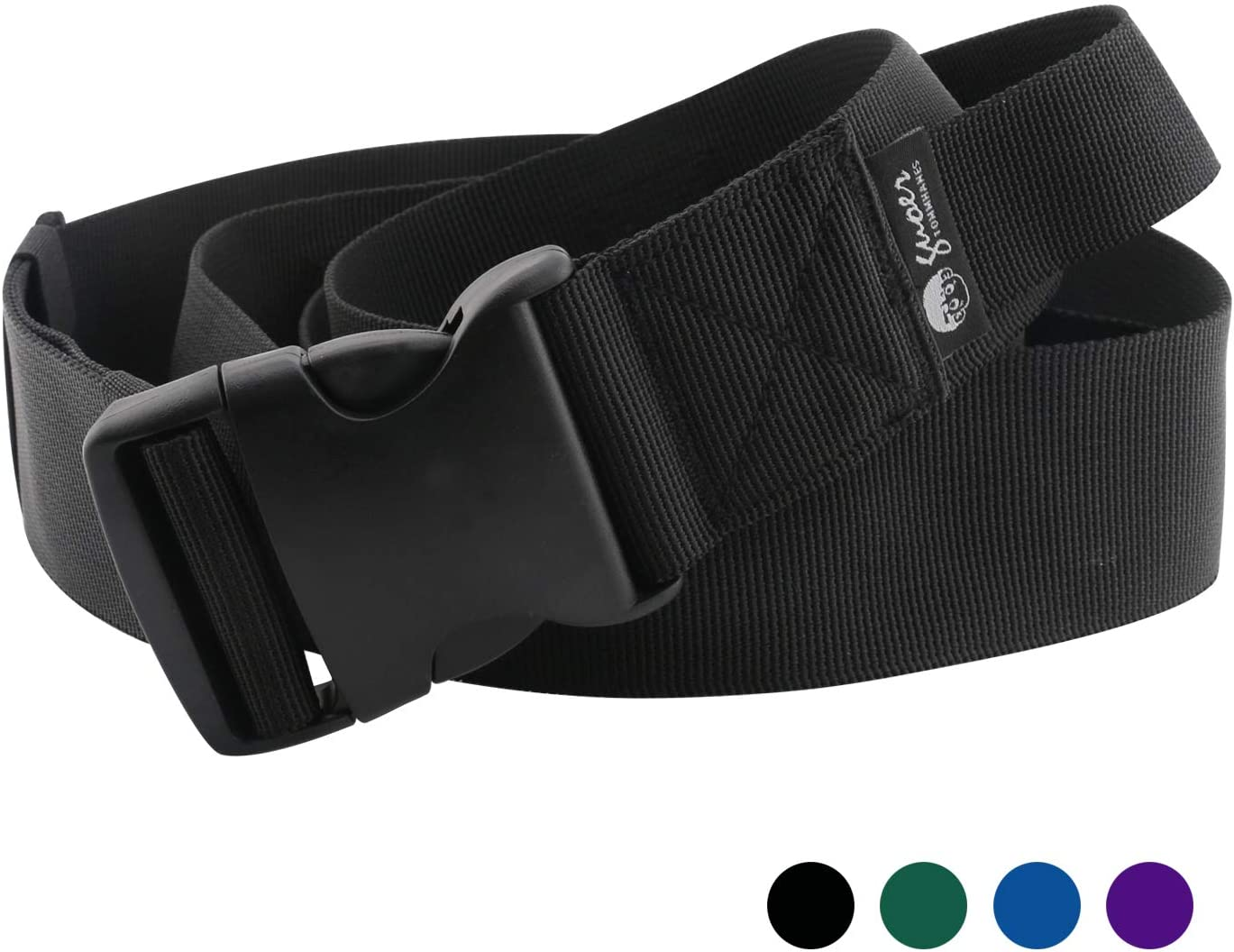 GUOER Walking Gait Belt With Handles Transfer Belts 25