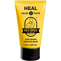 Bee Bald Heal Post-Shave Healing Balm 2 fl. oz.