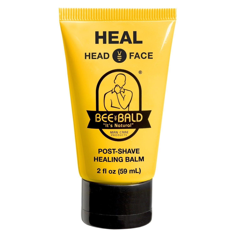 Bálsamo de curación de Bee Bald Heal Pos-Saf, 2 fl oz HT2OZ