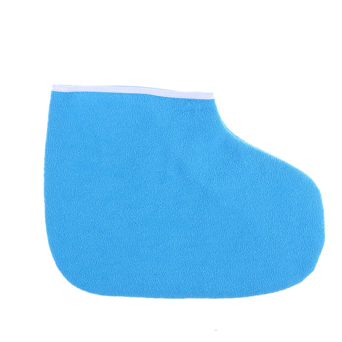 Healifty Paraffin Wax Booties Manicure Pedicure Treatment Booties (Blue)
