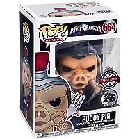 Power Rangers - Pudgy Pig Pop! Vinyl
