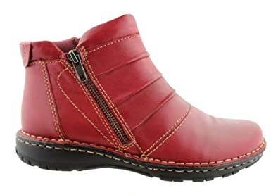 Planet Shoes Lootah Womens Comfort Ankle Boots - Size: 6 AUS or 37 EUR -