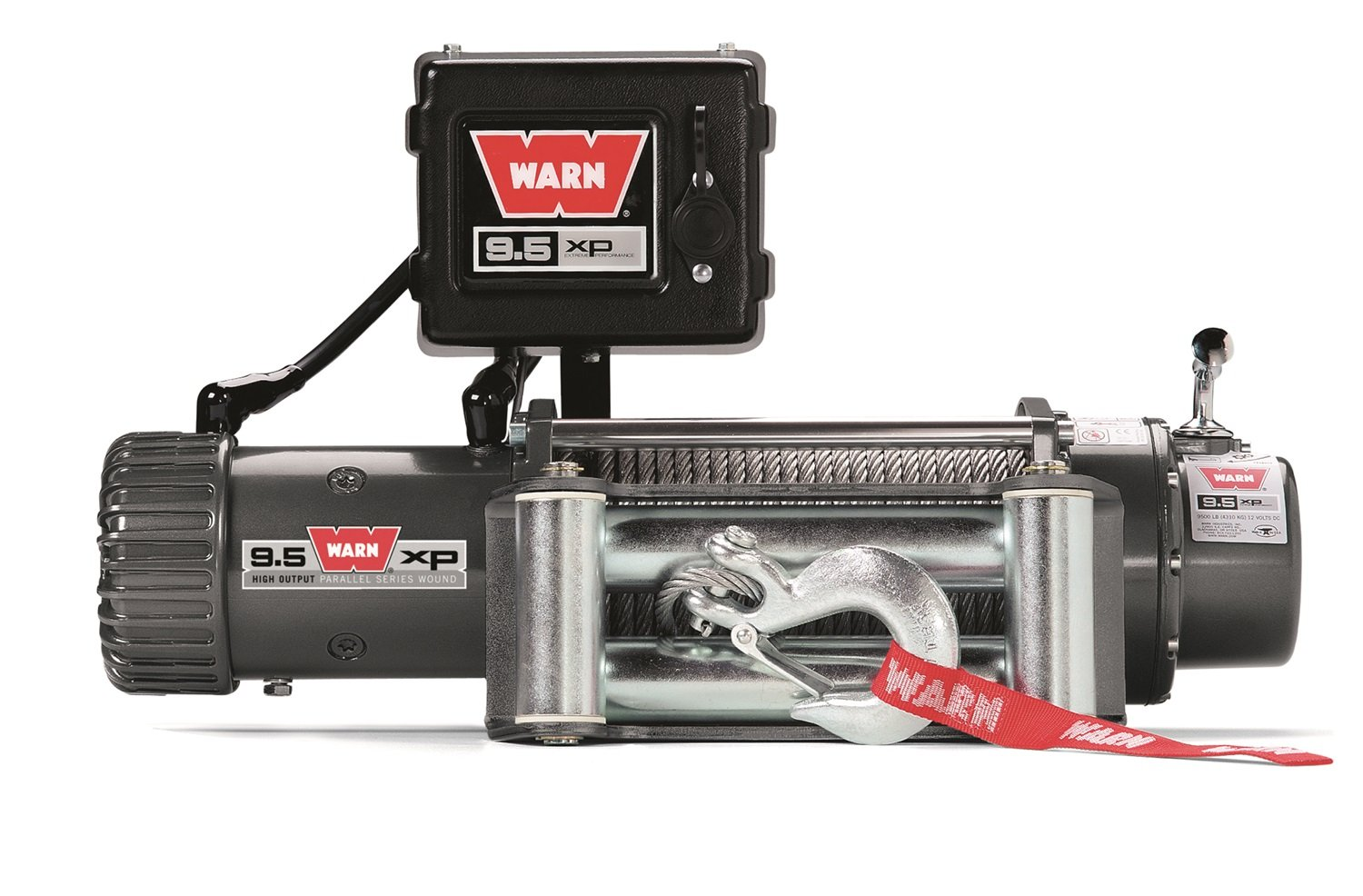 Warn 68500 95xp 9500 Lb Winch Winches Amazon Canada Xd9000i Wiring Diagram Free Picture