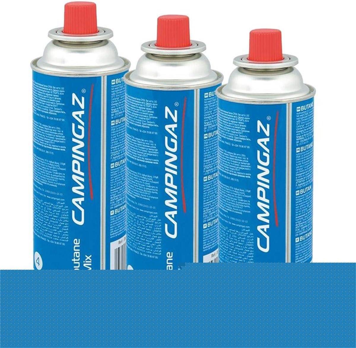Campingaz Válvula de gas cartucho CP 250 – 450 ml isobutane Mix (3 unidades)