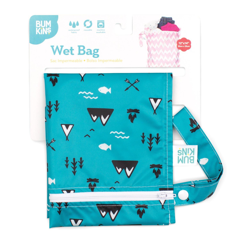 Bumkins Waterproof Wet Bag Cacti