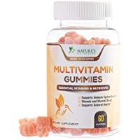 Multivitamin Gummies Extra Strength Adult Vitamin Gummy - Natural Complete Daily...