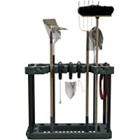 Stalwart 75-ST6010 Rolling Garden Fits 40 Tools Storage Rack Tower