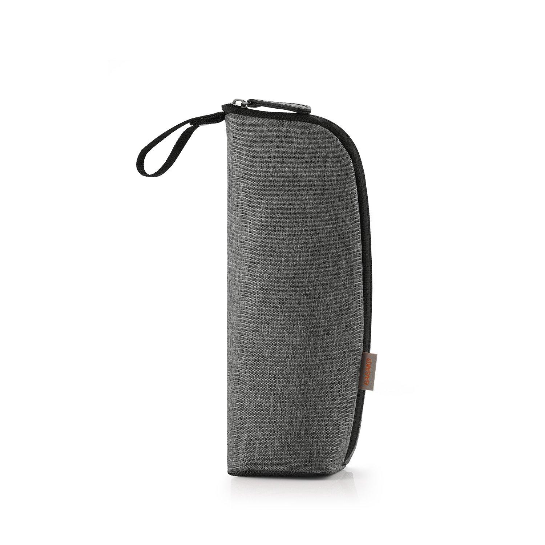 GAGAKU Insulating Bag Warming Bag for Baby Bottle 8 Ounces Bottle - Grey Brandworl GGKCB1703