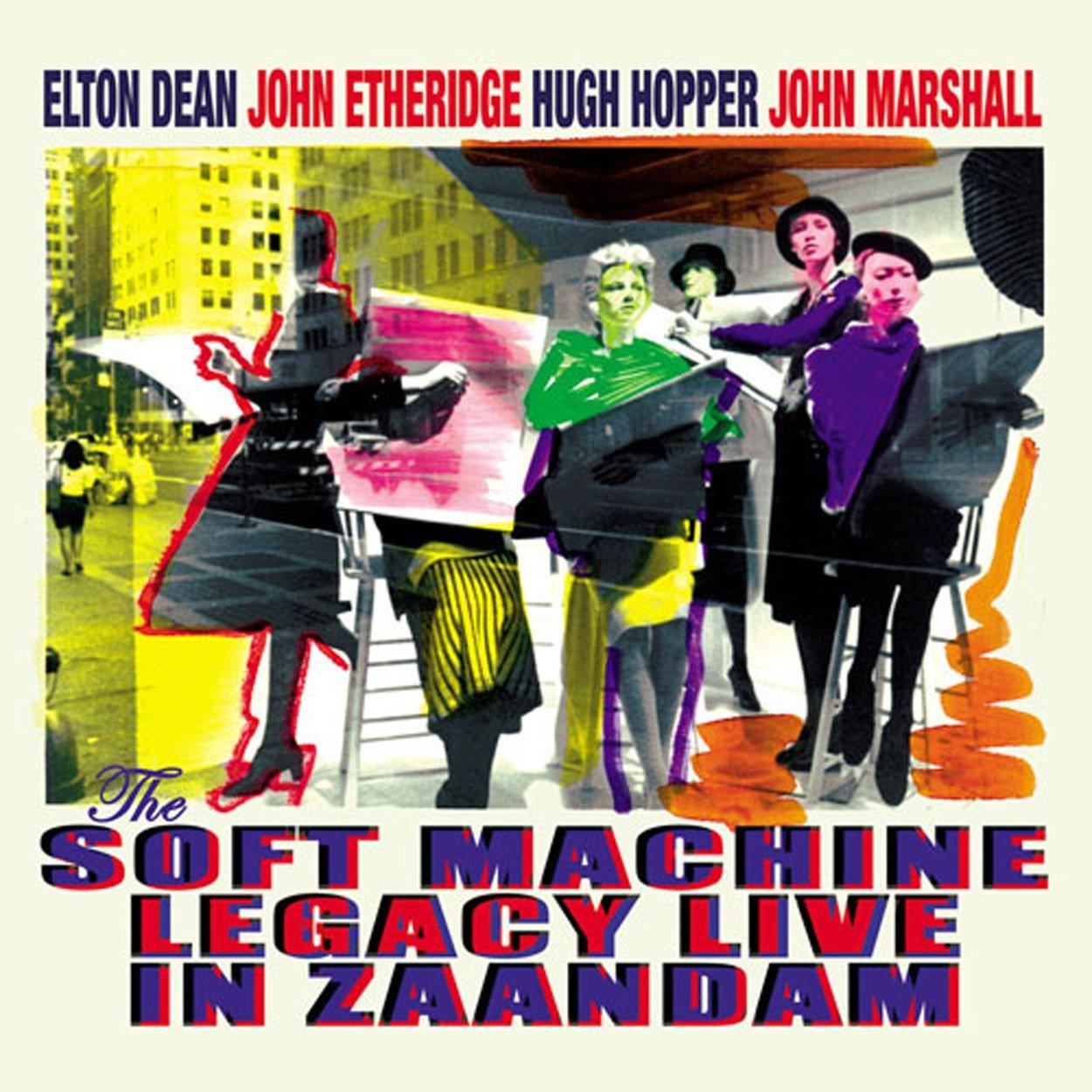 Legacy Live In Zaandam by MoonJune Records