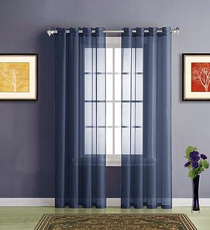 Warm Home Designs Pair Of 2 Standard Size 54u0026quot; (Width) X 84u0026quot;