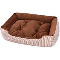 Vailge Dog Bed Small, Soft Pet Bed for Dog Cat, Cat Bed Machine Washable Non-Slip, Dog Sofa Couch for Dogs Cats up to…