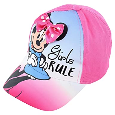 293470626 Image Unavailable. Image not available for. Color: Disney Minnie Mouse  Bowtique Toddler Girls Baseball Cap ...
