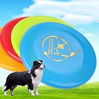 Pet Online Il Pet Frisbee cane Giocattolo Frisbee Bite Soft Flying Training vassoio giocattoli Giocattoli di lancio