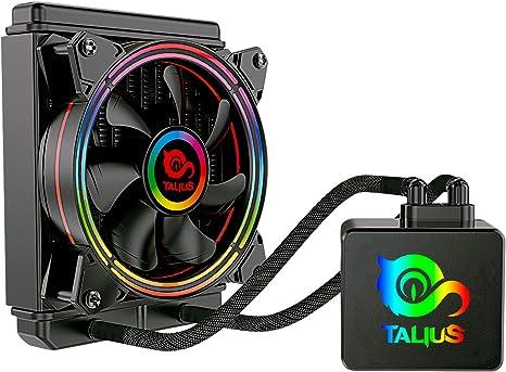 Talius Kit refrigeracion liquida Skadi-120 RGB (Intel-AMD): Amazon.es: Informática