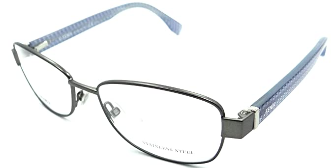0b413b97ba3 Image Unavailable. Image not available for. Color  Fendi Rx Eyeglasses  Frames ...