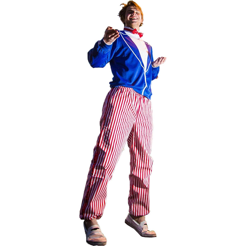 El Tío Sam Estados Unidos Tuxedo Chándal disfraz despedida de ...