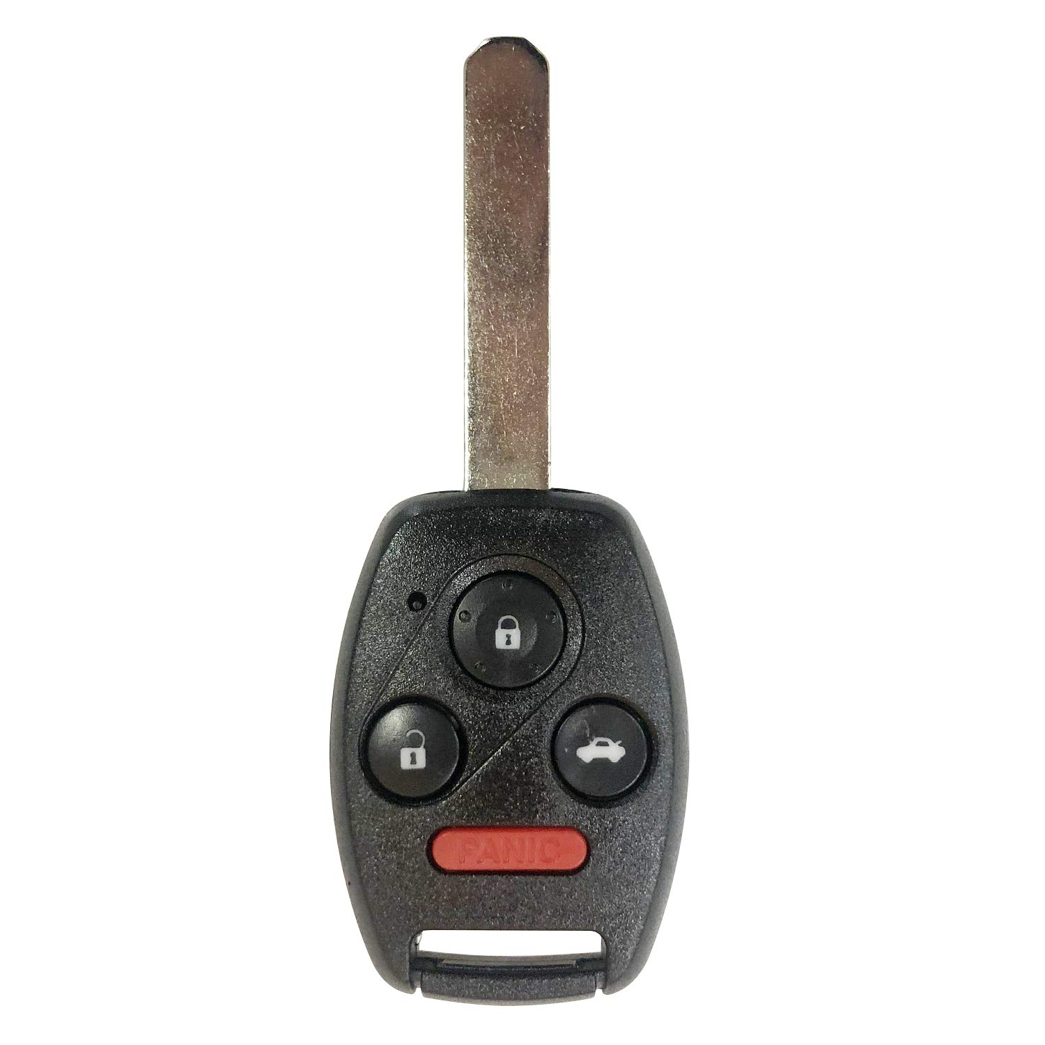 PAIR Replacement For 2006 2007 2008 2009 2010 2011 Honda Civic EX Si Keyless Entry Key Remote 4 BUTTON Fccid N5F-S0084A,by AUTOKEYMAX