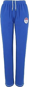 Nebulus Pantalón Fleece Roma - Pantalón Chándal - Mujer Azul ...