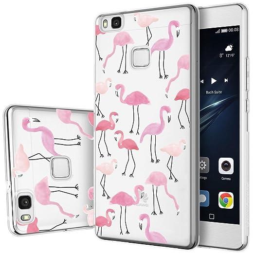 50 opinioni per Custodia Huawei P9 Lite , ivencase Cover HUAWEI P9 Lite Silicone Trasparente TPU