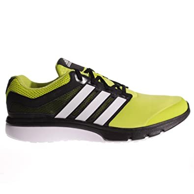 Amazon.com | adidas Turbo Elite Mens Running Trainer Shoe Solar Yellow/Black, UK 9 | Running