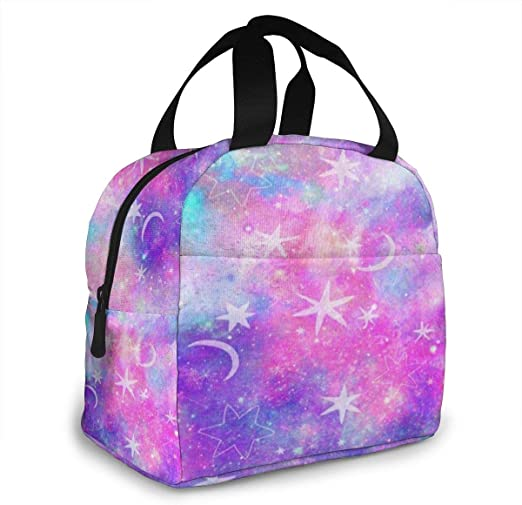 Portable Lunch Tote Bag Reusable Cooler Handbag Lunch Box Tote Bag for Ladies