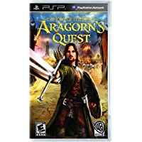 Lord of The Rings: Aragorn Quest - PSP 3000 - Estándar Edition