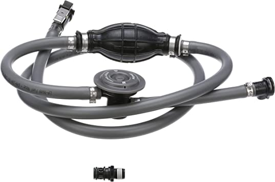 "OEM OMC Johnson Evinrude BRP Fuel Line Assembly 8/' X 3//8/"" PRIMER BULB /& FITTINGS"