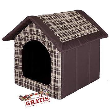 hobbydog budbwk11 + Ball gratis para perros Gato Cueva cama para perros Perros Casa Dormir Espacio para perros perro casa Caseta R1 de R4: Amazon.es: ...