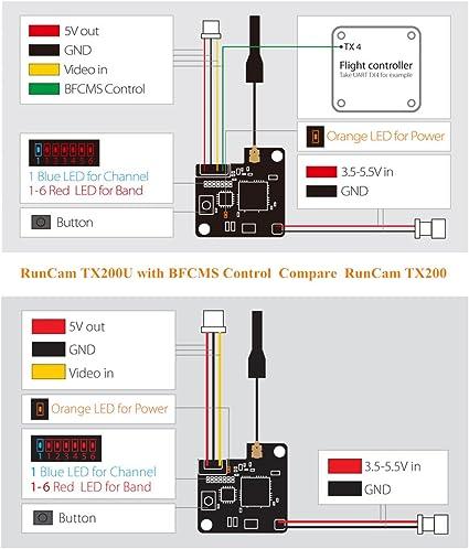 Crazepony TX200U product image 4