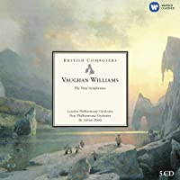 Vaughan William: Complete Symphonies (British Composers)