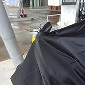 proplus 330286 fahrrad schutzh lle mit einsteck tasche f r. Black Bedroom Furniture Sets. Home Design Ideas