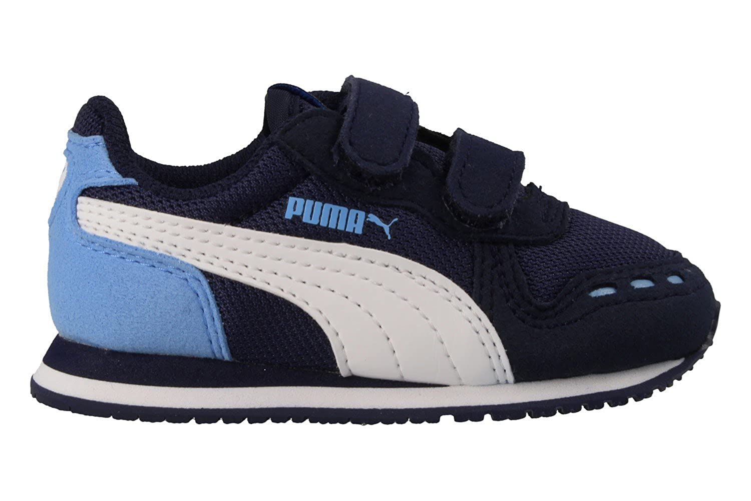 Puma Sneaker 356373 28 Cabana Racer 27 Blue: Amazon.co.uk