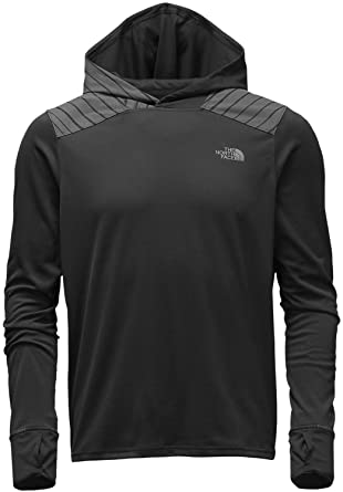 3adc5ddbf8 The North Face Men s NE Distance Hoodie Reflective Running Shirt at ...