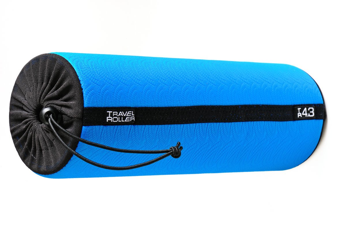 Travel Roller The Original Foam Roller Blau