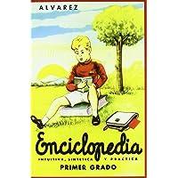 Enciclopedia Alvarez 1Er. Grado: Primer Grado (Biblioteca del recuerdo)