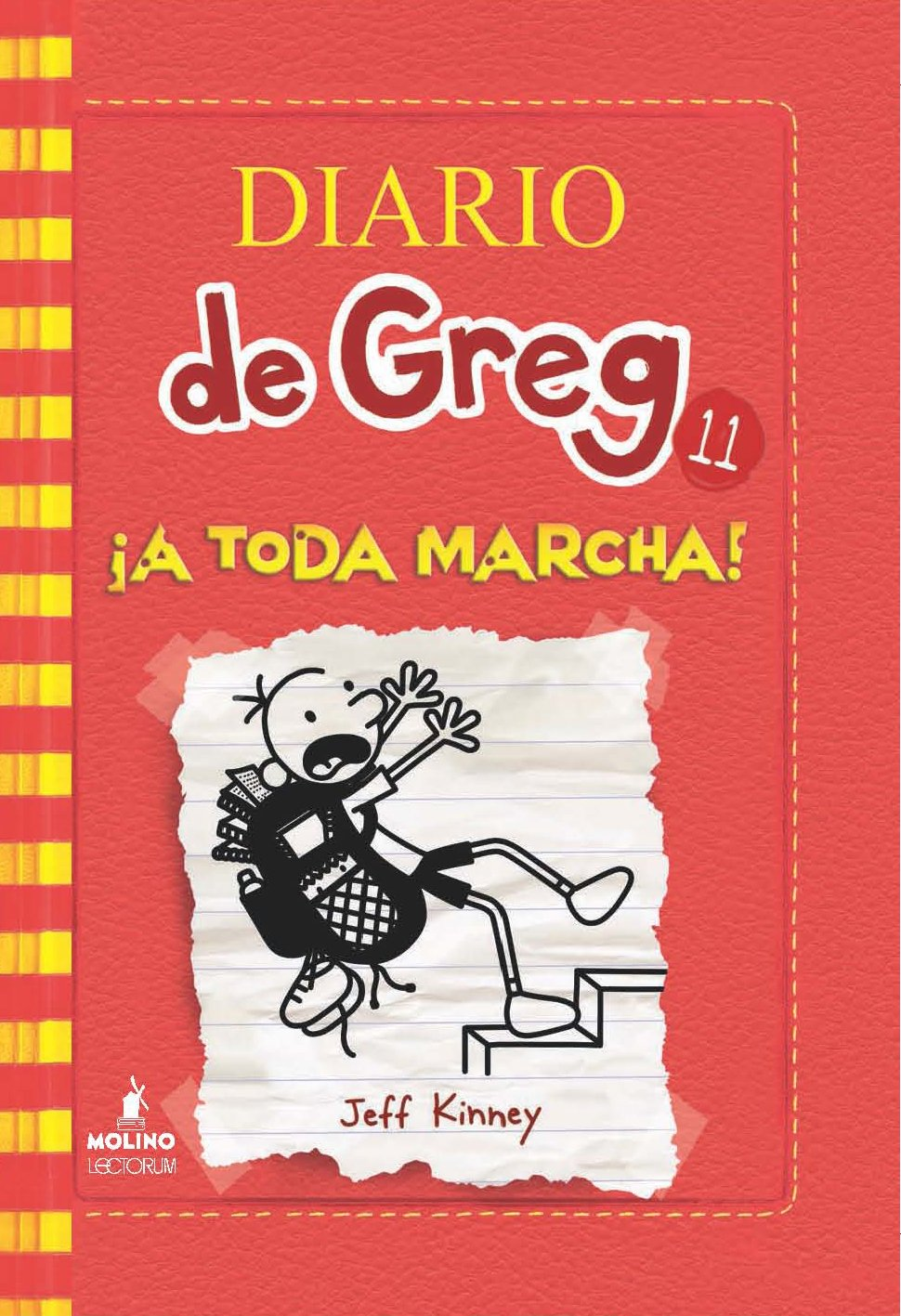 Diario marcha Spanish Diary Wimpy product image