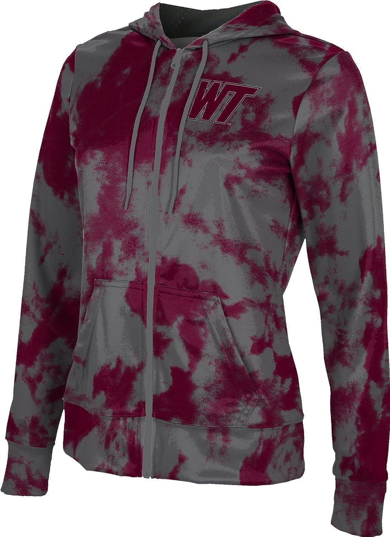 ProSphere West Texas A/&M University Girls Zipper Hoodie School Spirit Sweatshirt Grunge