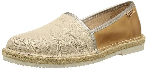 Pikolinos Cadamunt W3k_v17, Alpargatas para Mujer, Beige (Sand), 37 EU: Amazon.es: Zapatos y complementos