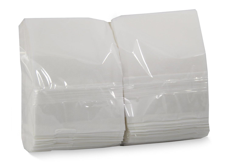 Saten ser11308064 miniservis, Napkin 17 x 17, 1 Layer (9 S 200 Napkins), White Napkin 17x 17 1Layer (9S 200Napkins) DICEPA