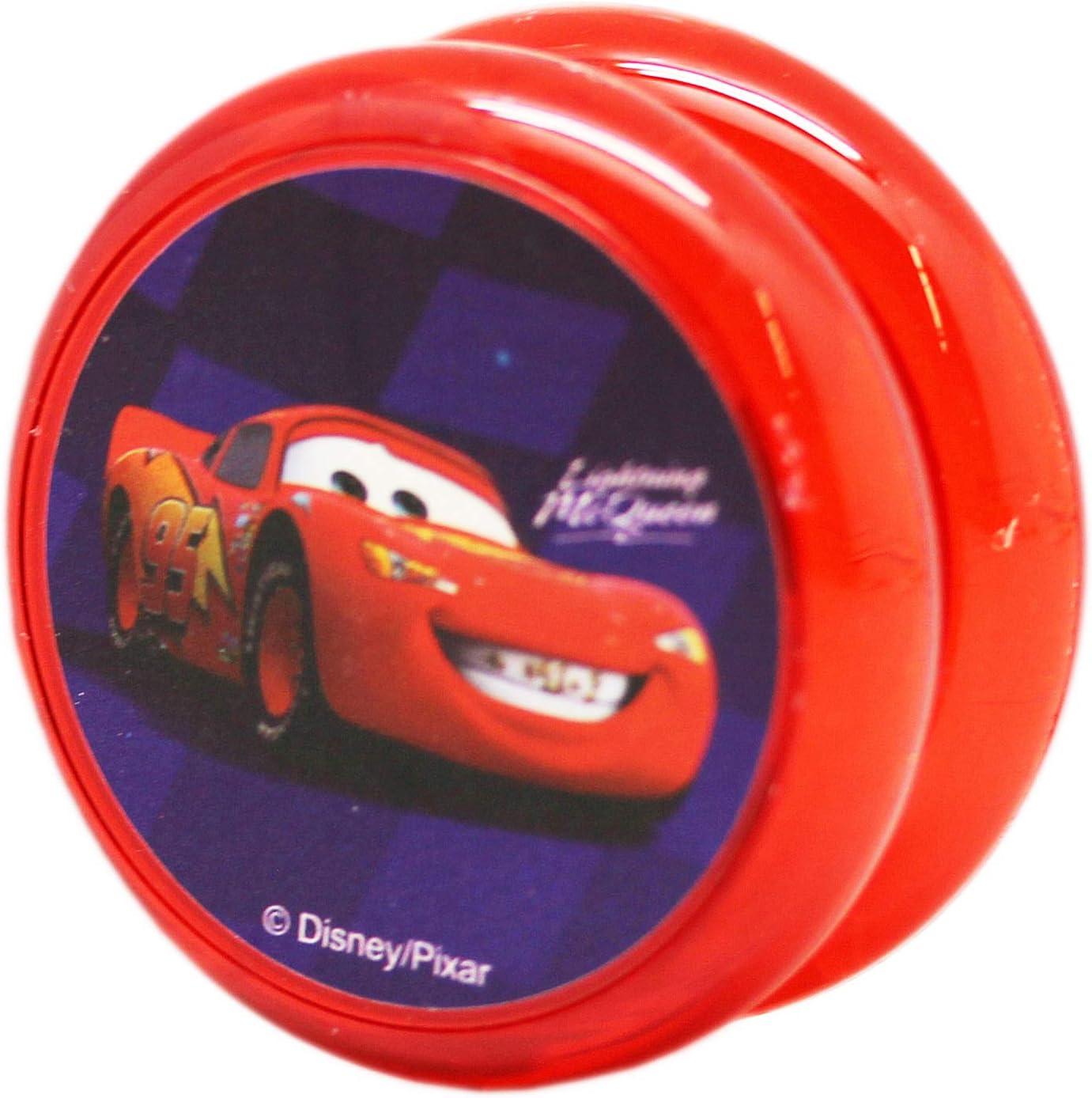 Cars Kindergarten Rucksack Lightning McQueen Kindergartentasche schwarz rot
