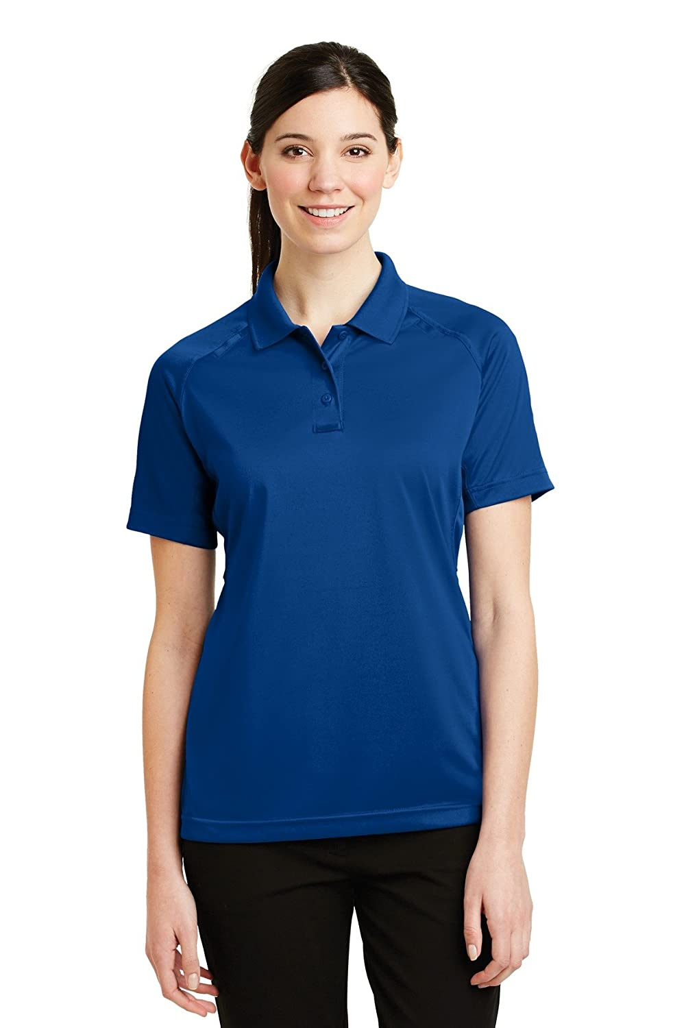 CornerStone® - Ladies Select Snag-Proof Tactical Polo. CS411 Royal ...